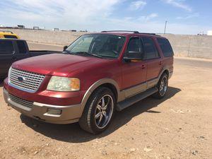04 expedition Eddie Bauer for Sale in Glendale, AZ