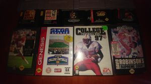 Sega genesis and super Nintendo games for Sale in Phoenix, AZ
