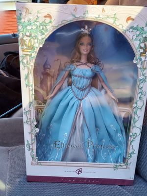 Ethereal Princess Barbie Pink Label Collectors edition. Never Opened for Sale in Bensalem, PA