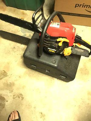 16 inch homelite chain saw for Sale in Bridgewater, MA