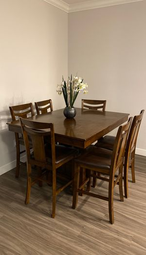 6 seat Kitchen Table for Sale in Manteca, CA