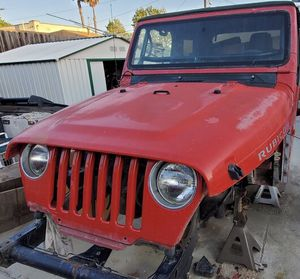 Jeep Wrangler for Sale in South Gate, CA