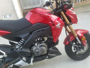 Kawasaki Motorcycle **Only has 100 miles on it** for Sale in Placentia, CA