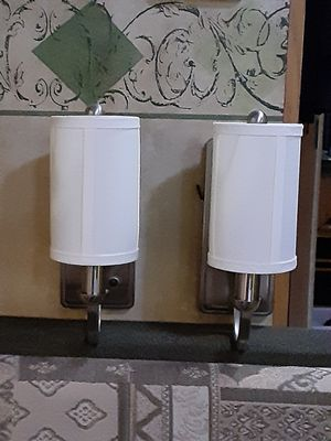 RV/ Camper Light Wall Fixtures (set of two) for Sale in Lancaster, PA