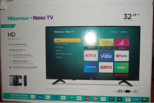 "32"" Roku smart tv for Sale in Saginaw, OR"