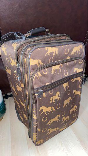 Horse suitcase for Sale in Golden Beach, FL