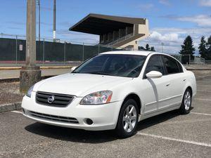 2002 Nissan Altima for Sale in Tacoma, WA