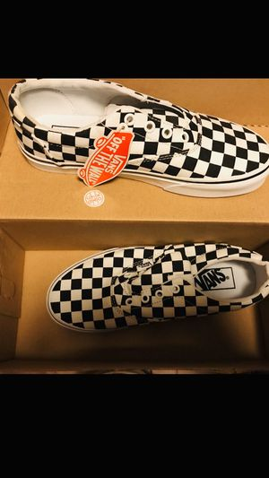 Checker board vans for Sale in Maple Heights, OH