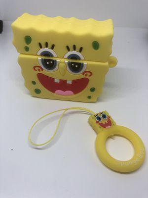 Sponge bob AirPods pro silicone case for Sale in Los Angeles, CA