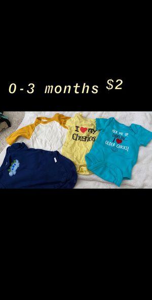 Baby clothes for Sale in Manassas, VA