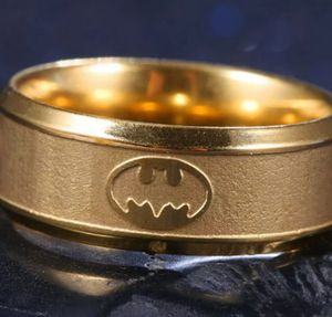 NWT Batman Stainless Steel Ring Sz 9 for Sale in Wichita, KS