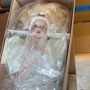 Angeline porcelain Doll for Sale in Scottsdale, AZ