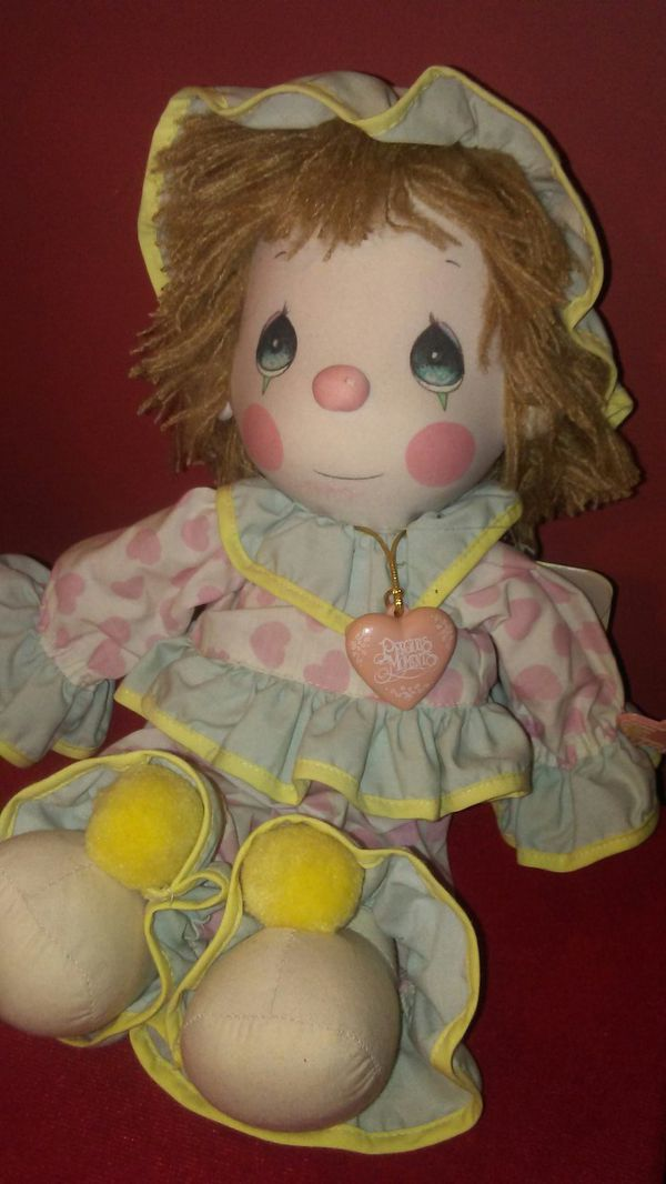 Precious Moments Donny Doll 1985 w/tags