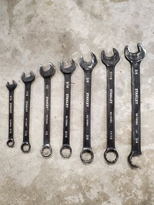 Pittsburgh Large Size Combination Wrenches for Sale in Federal Way, WA