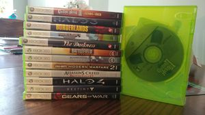 XBOX 360 GAMES for Sale in Old Hickory, TN