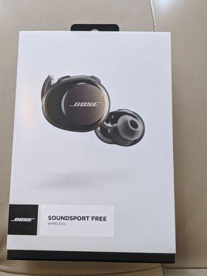 BOSE Soundsport free wireless headphones, Bose, wireless for Sale in Rancho Santa Margarita, CA