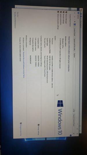 Laptop Lenovo Enhanced Experience 3 t530 for Sale in Lawrenceville, GA