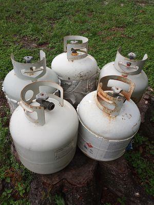 Propane Tanks for Sale in Tampa, FL