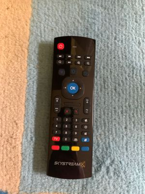 Sky stream remote. for Sale in Fresno, CA