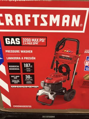 Craftsman pressure washer for Sale in New Britain, CT