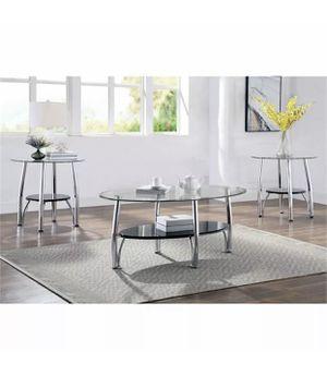 Glass coffee tables set for Sale in La Mesa, CA