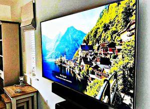 LG 60UF770V Smart TV for Sale in Donnybrook, ND