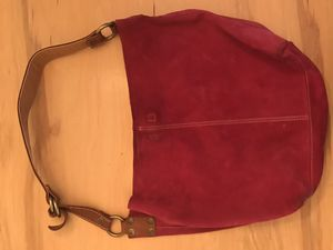 Suede purse for Sale in Tempe, AZ