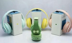 Macaron Bluetooth Headset Wireless Inpods HD Sound For Android/iPhone for Sale in Richmond, TX