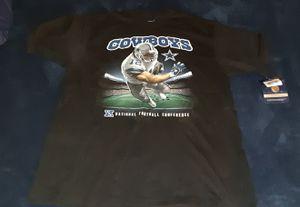 Dallas Cowboys T-shirt Size Large for Sale in Woodbridge, VA
