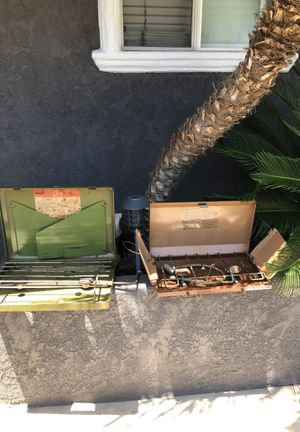 Camping stove work good for Sale in Chula Vista, CA