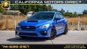2016 Subaru WRX for Sale in Santa Ana, CA