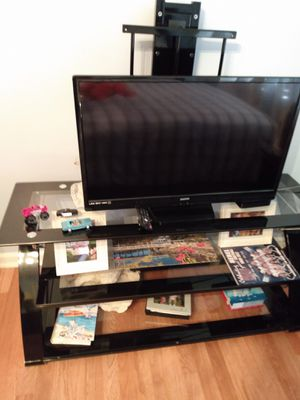 55 inch TV stand like new for Sale in Euharlee, GA