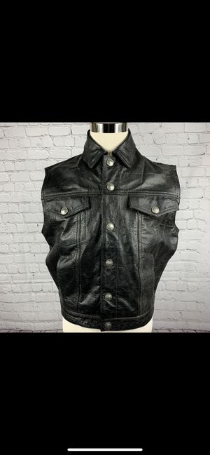 Motorcycle riding vest for Sale in Hesperia, CA