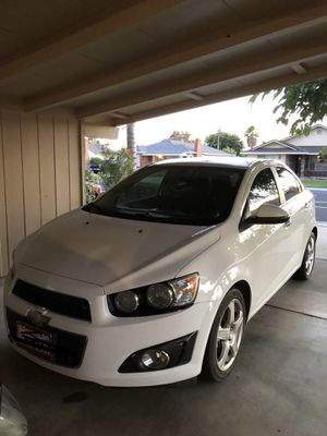 Chevy Sonic Ltz for Sale in Manteca, CA