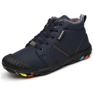 Kid's Winter Snow Boots Anti-Slip Ankle Boots Shoes with Fur Lining for Sale in Severna Park, MD