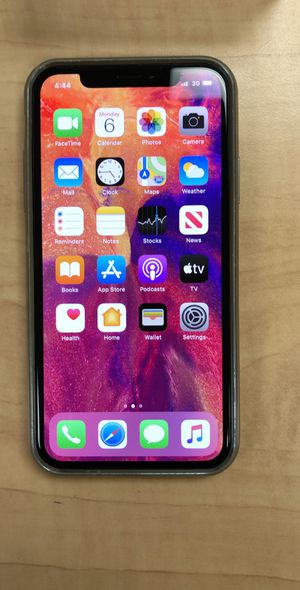 UNLOCKED iPhone X (256GB) for Sale in Portland, OR