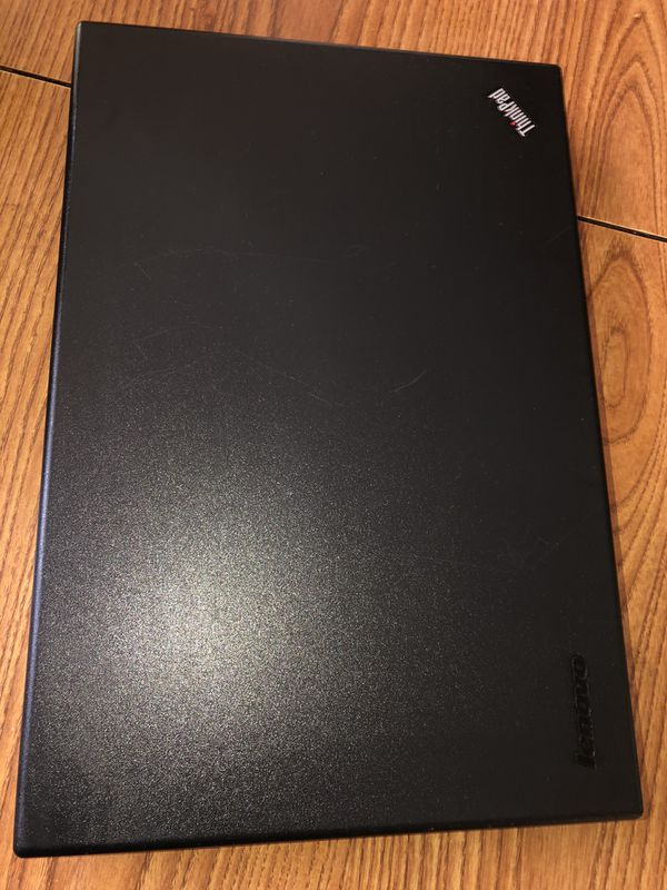 "Nice 15"" Lenovo Thinkpad Laptop w/Windows 10"