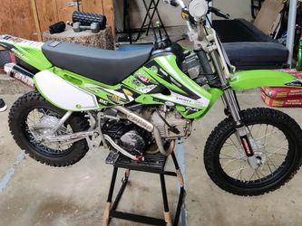 2005 KLX110 143cc BBR Pit Bike for Sale in Bonney Lake,  WA