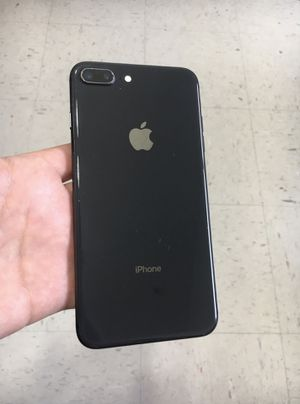 iPhone 8 Plus Jet Black Metro pcs and T-Mobile for Sale in Lynwood, CA