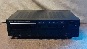 Vintage DENON Precision Audio Component / AM-FM Stereo Receiver - Excellent Condition for Sale in Fox Lake, IL