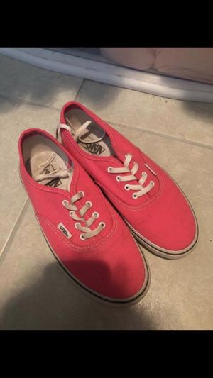 Pink VANS Classic for Sale in Brunswick, OH