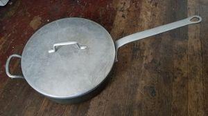 Commercial 6 quart saute pan for Sale in San Francisco, CA