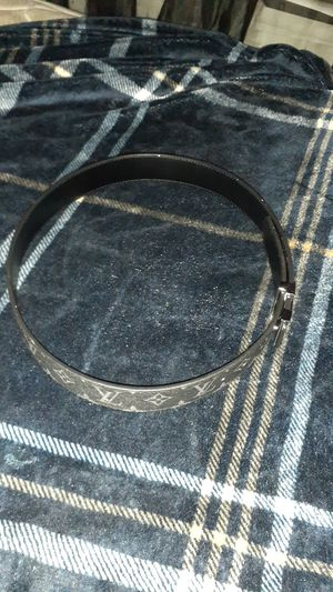 Louis Vuitton Black belt for Sale in Dallas, TX