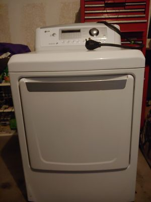 LG Washer and Dryer for Sale in Saginaw, TX