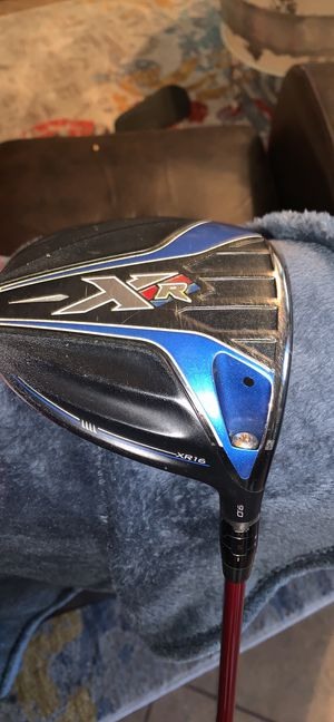 Callaway XR Adjustable Driver. 9 degree $150 obo. for Sale in Chandler, AZ