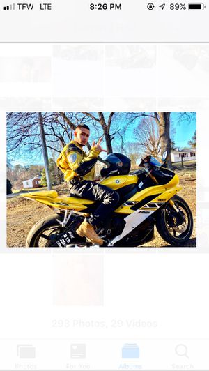 2006 Yamaha R6 50th university for Sale in Marshall, VA