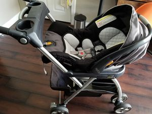 Chicco Keyfit Stroller/Car Seat Package for Sale in Huntington Beach, CA