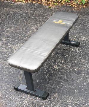 FLAT WEIGHT LIFTING BENCH (APEX BRAND) for Sale in Deerfield Beach, FL