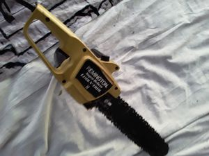 Remington electric chainsaw $25 for Sale in Torrance, CA