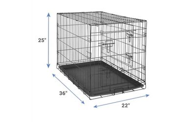 Dog Crate (Med/Lrg) for Sale in Oklahoma City,  OK